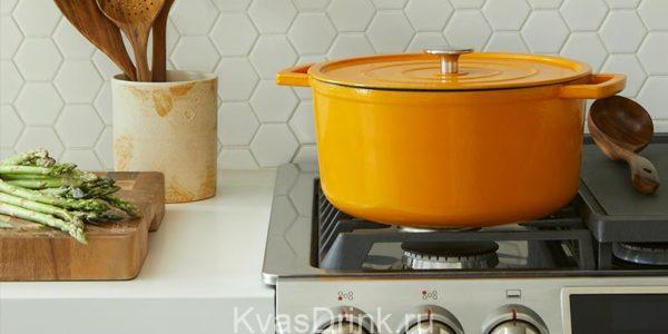 Пошаговый рецепт приготовления окрошки на квасе